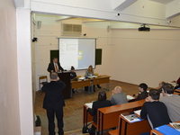 MSTU Held Seminar on Arctic Environment Protection