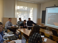 MSTU received participants of the international project «CETIA» at the 4th working meeting
