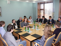 The Association of Polar Young Scientists of Murmansk region held a meeting