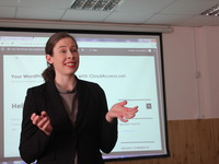 Teachers from Lapland University of Applied Sciences have given lectures to MSTU students