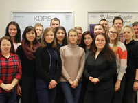 New knowledge – new opportunities: the second international winter school held in Tromso