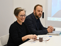Professors of Oslo School of Architecture and Design visited MSTU