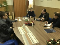 MSTU discusses possibilities for cooperation with «Geodezicheskie Pribory» representatives